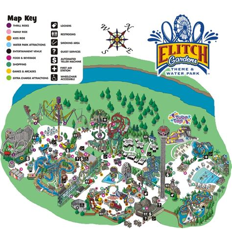 elitch gardens things to do after class