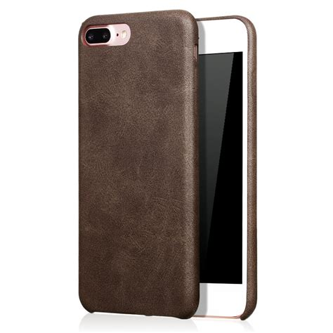 Iphone 7 Baby Skin Ultra Thin Cover Gold 112102 I bakeey retro soft pu leather ultra thin shockproof back cover for iphone 7 plus 5 5 inch