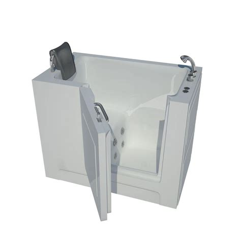 allure walk in tubs 5 ft right drain universal tubs 4 ft right drain walk in whirlpool bath