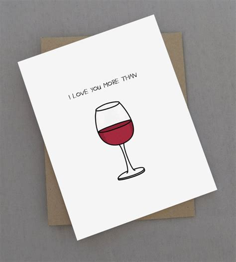 Wine Gift Cards Uk - valentine s day gift guide ruby wedding design