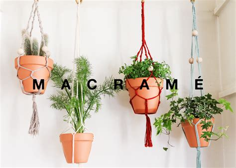 What Does Macrame - what is macram 233 the us uk