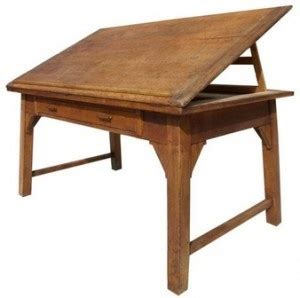Simple Drafting Table Simple Solid Project Inspiration Drafting Table Pinterest Antiques Antique Drafting