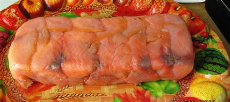 cucinare il salmone a fette tronchetto di salmone