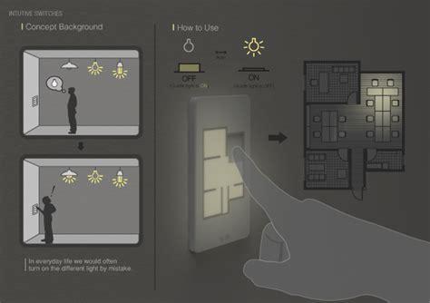 floor plan light switch designboom