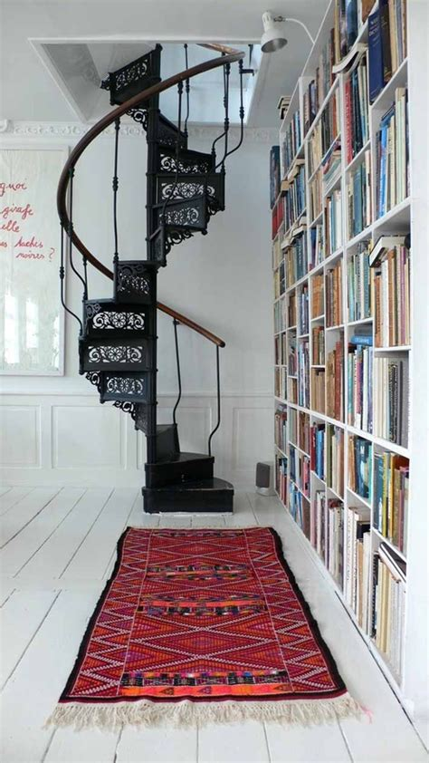library staircase spiral stairs home library library stairs pinterest