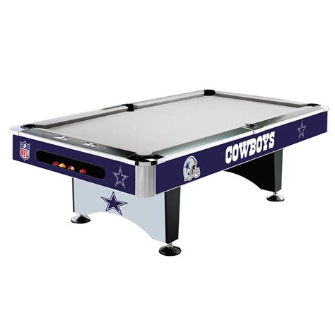 Dallas Pool Table Dallas Cowboys 8 Ft Pool Table