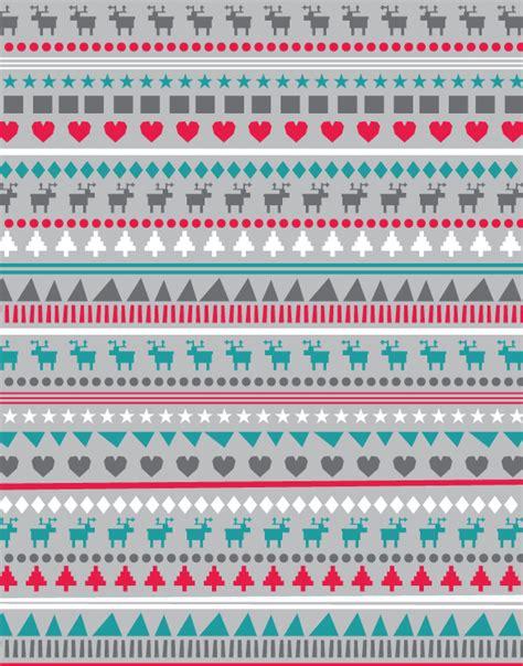 christmas pattern we heart it christmas patterns thecarolinejohansson com