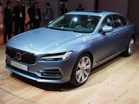 volvo showed   car   reborn company  week   detroit auto show