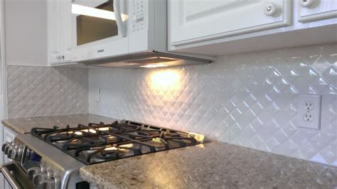 Large Tile Kitchen Backsplash Kitchen Backsplash Porcelanosa Prisma Nacar Large Panel Tile Contemporary Kitchen