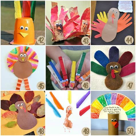 easy thanksgiving crafts for thanksgiving crafts for crayon box chronicles