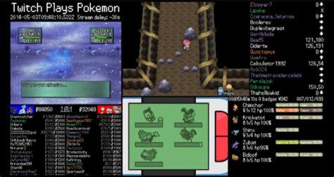 2014 A Twitch Odyssey Twitch Plays Pokemon Know Your Meme - twitch plays pokemon graduates to the ds with pokemon platinum