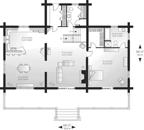 luxury log cabin plans 1000 images about floor plans on pinterest house plans
