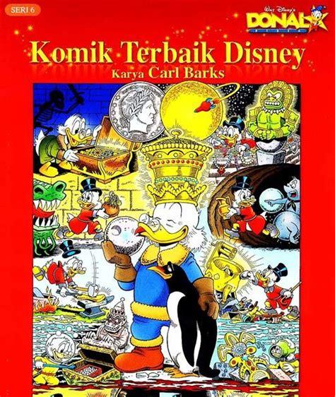 Donal Bebek Edisi No 1112 buku dan ebook gratis komik terbaik disney donal bebek karya carl barks