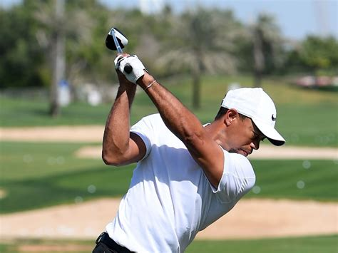 tiger woods new swing tiger woods quot 8000 yard golf course not too far away quot