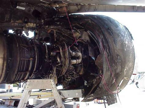 uncontained engine failure aviation glossary