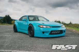 Nissan S15 Fc 378 2jz Powered Rocket Bunny Nissan S15 Fast Car