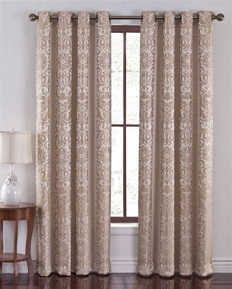 what are jacquard curtains cannon como jacquard grommet curtain panel