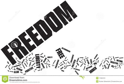 freedom collection subscribe freedom word cloud stock photo image 11822410