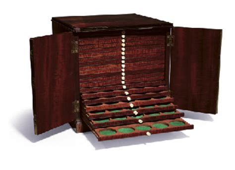 Coin Cabinet by Early Coin Storage What Do You Coin Talk
