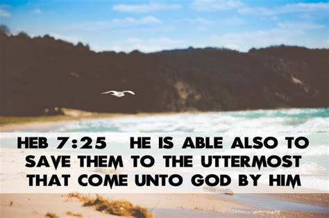He Is Able To Save To The Uttermost by Salvation To The Uttermost