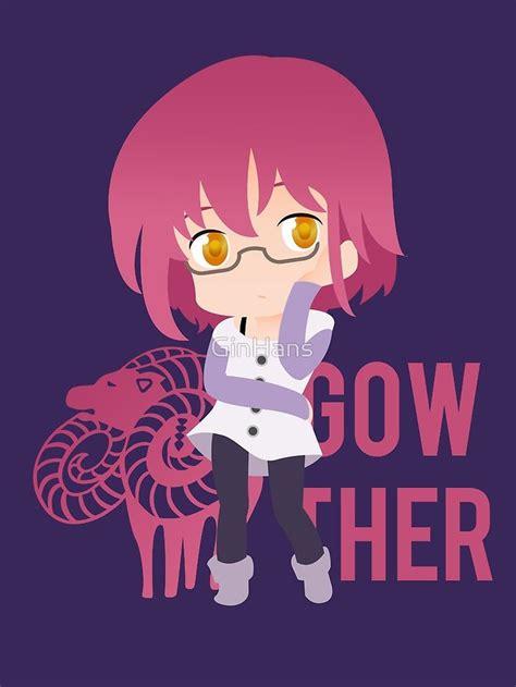P T Shirt Kaos Seven Deadly Sins quot gowther nanatsu no taizai quot by ginhans redbubble
