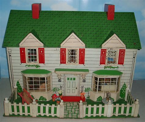 vintage doll house my vintage dollhouses happy birthday to me