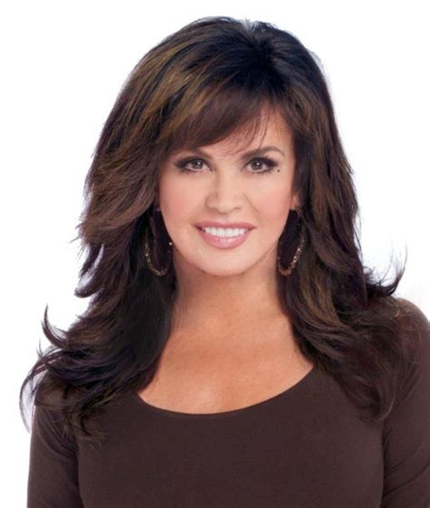 las vegas hair styles marie osmond hairstyles feathered layers marie osmond
