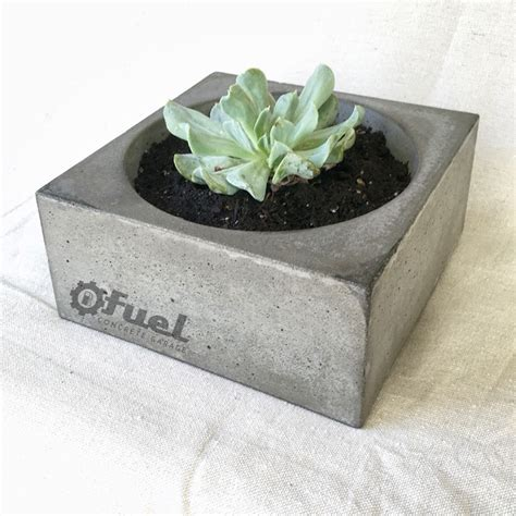 Concrete Planters Seattle concrete planter the camano industrial indoor pots and planters seattle by vc studio inc