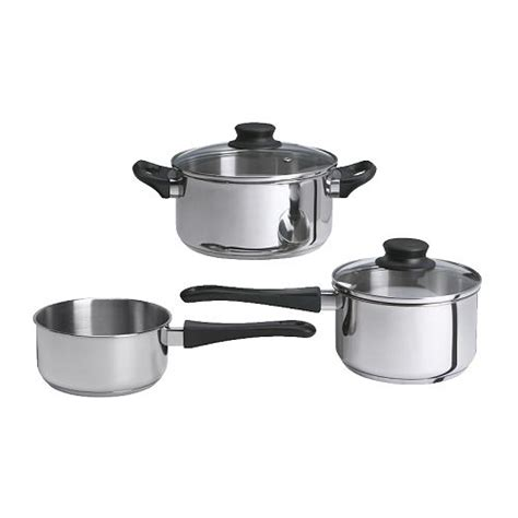kitchen pots annons 5 cookware set ikea