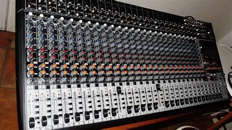 Mixer Behringer Sl3242fx Pro behringer eurodesk sl3242fx pro image 1775998 audiofanzine