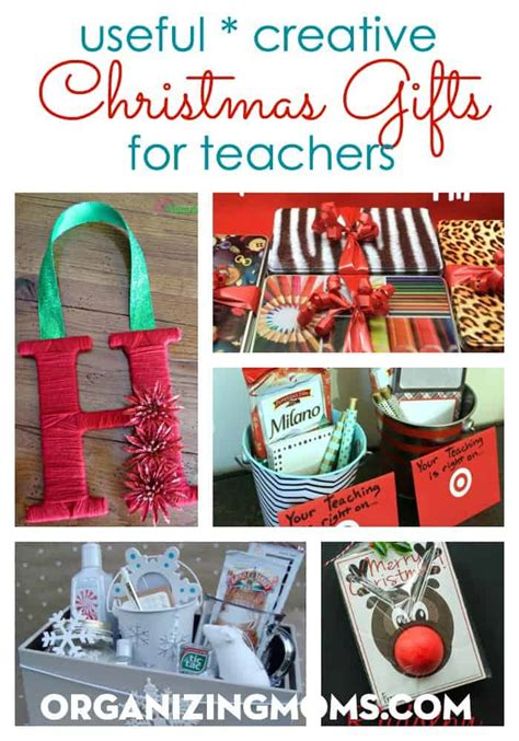 ideas for classroom christmas gifts for toddlers useful creative gifts for teachers organizing