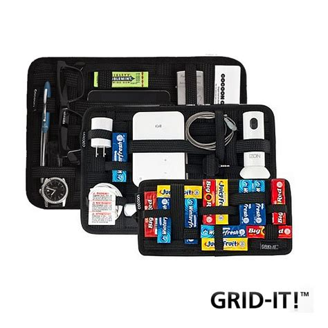 Murah Cocoon Grid It Gadget Kit Organizer 8 Inch Tas cocoon grid it wrap cover home organizer system kit