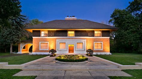 frank homes frank lloyd wright s winslow house returns with price bump