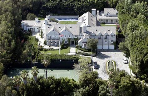 tom cruise mansion bird eye view