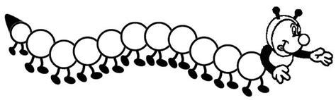 imagenes infantiles para colorear de gusanos dibujos de insectos y gusanos para colorear