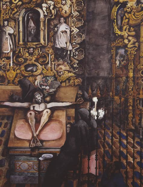 mexican church edward burra tate
