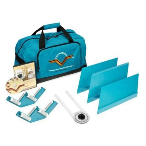 Crown Molding Jig Cut N Crown Crown Molding Cutting Jig System Deluxe Kit