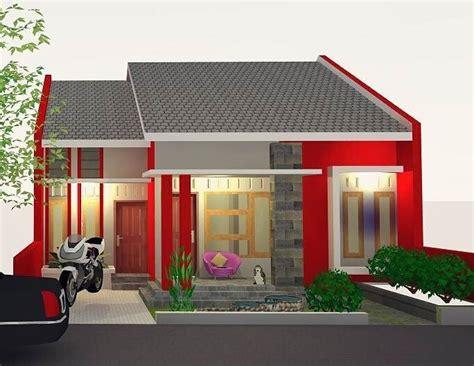 desain dapur minimalis warna merah 18 desain rumah minimalis type 36 dan 45 terbaru 2018