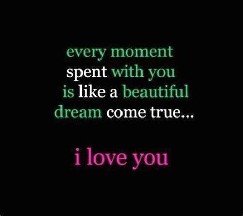 quot setiap saat yang aku habiskan bersamamu sama seperti sebuah mimpi indah yang menjadi kenyataan