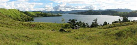 Gergaji Bentang indahnya danau terbesar di papua suara papua