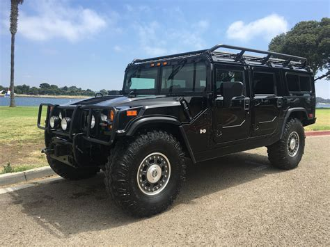2006 hummer h1 2006 hummer h1 search and rescue edition alpha wagon low