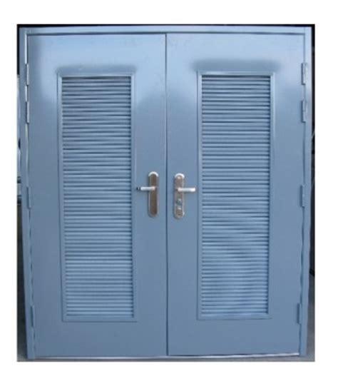 Made To Measure Louvre Doors Uk by Steel Doors To 4 Hours From Valley Metal