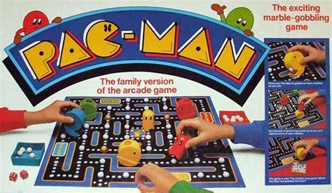 pacman gioco da tavolo i 10 giochi in scatola anni 80 90 hanno fatto la