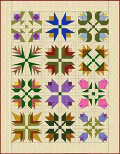 25 best ideas about flower quilts on quilts