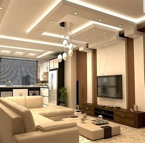 modern drawing room ceiling designs  pictures
