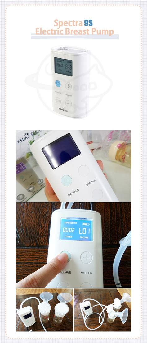 Spectra 9s Breastpump Breast Spectra 9 S Limited cimilre spectra 9s inhaler set componented electric