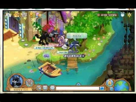 Jam Club 1 uhm you can walk on club geoz animal jam