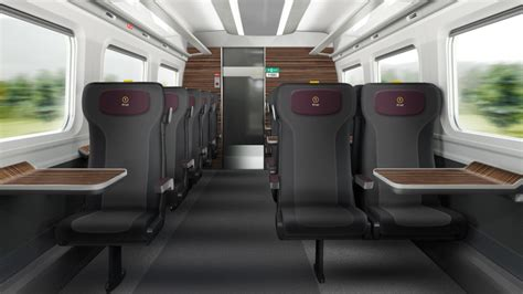Interior Express by Dca Designs Interiors For Intercity 125 Successor Design