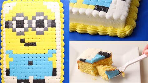 minion cake tutorial youtube