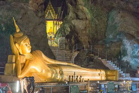 monkey temple phang nga wat suwan kuha tourist spot